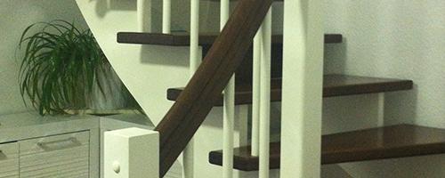sedlové schody