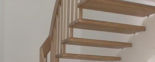 vynesena schody
