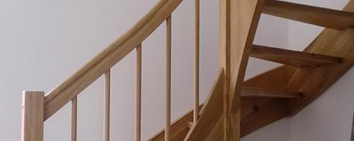 zadlabana schody